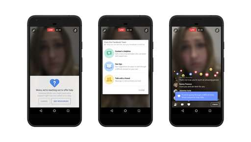 Facebook beefs up suicide prevention focused on live video