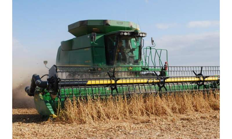 Farmers can profit economically and politically by addressing climate change
