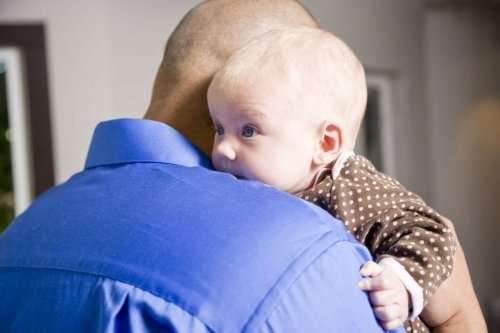 Fathers with learning disabilities 'left out of support,' study finds