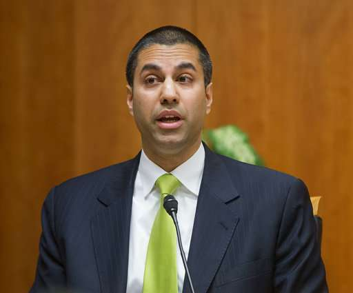 FCC chief lays out attack on 'net neutrality' rules