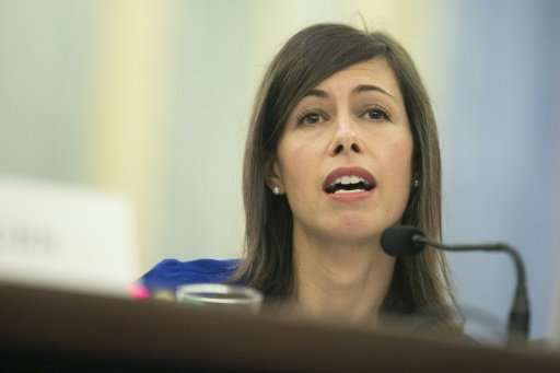 FCC member Jessica Rosenworcel urged a delay in a vote on the plan to roll back regulations on broadband providers pending an in