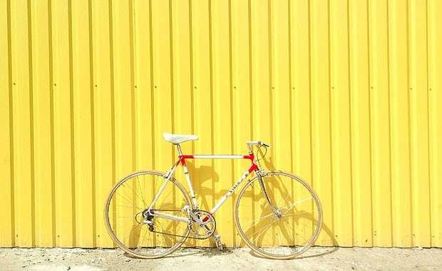 Feeling stressed? Bike to work