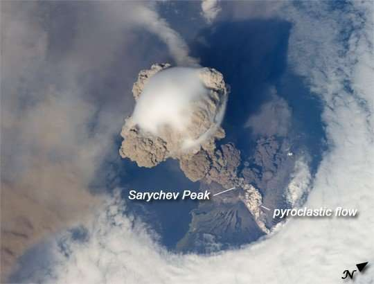 Filling the gap: High-latitude volcanic eruptions also have global impact