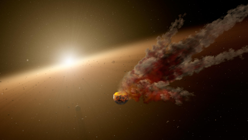 "Finally, an explanation for the ""alien megastructure?"""