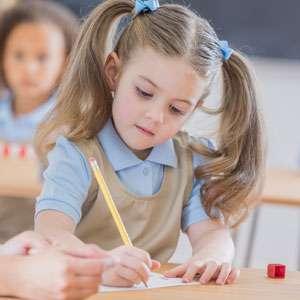 First year of grade school sharpens kids' attention skills