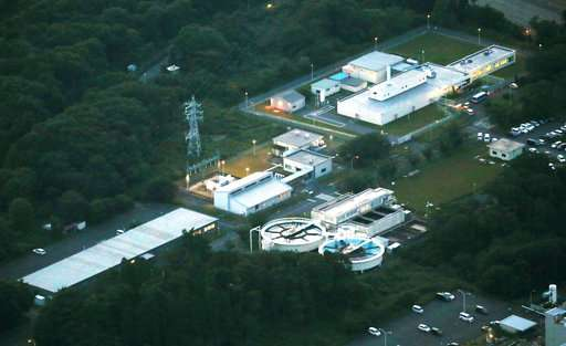 Five workers exposed to radiation at Japan nuclear lab