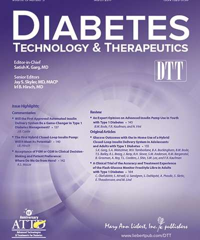 Flash glucose monitoring offers accuracy, ease of use, and clinical benefit for type 1 diabetes