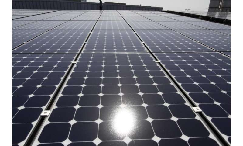 Flatter materials have fewer imperfections, which makes for better solar cells and light sensors