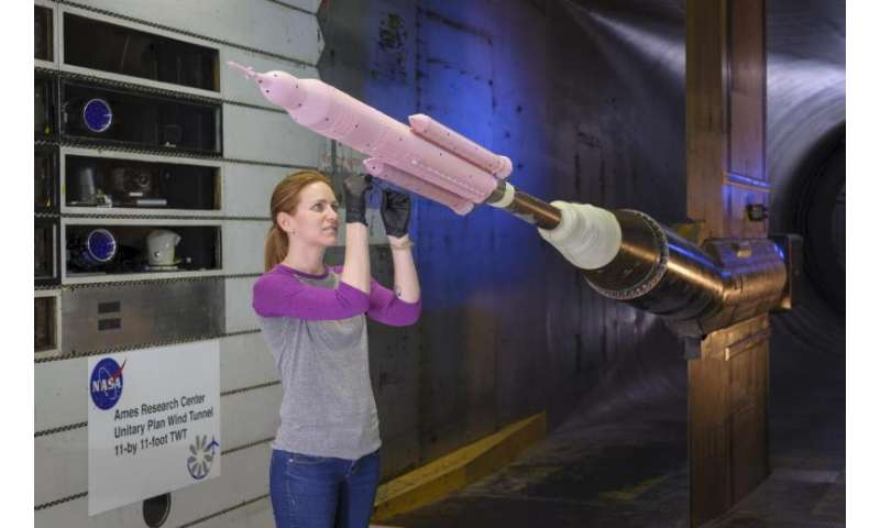Fluctuating forces of flight captured by new, high-tech paint