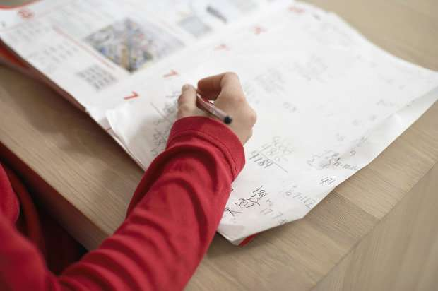 For children with ADHD, a brief, school-based program can help dramatically with homework problems, study finds