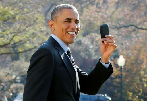Former US president Barack Obama carried a BlackBerry, and later a different smartphone, with security modifications that limite