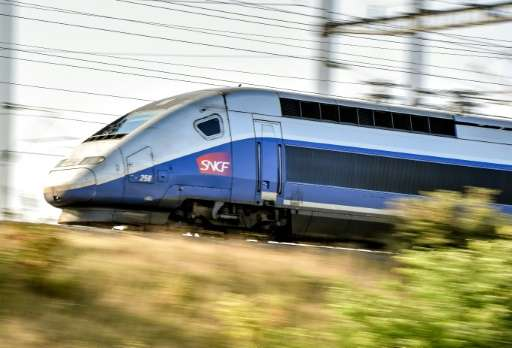 France was a pioneer in high-speed rail travel