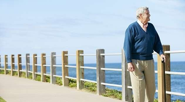 Functions in old age influenced by previous lifestyle