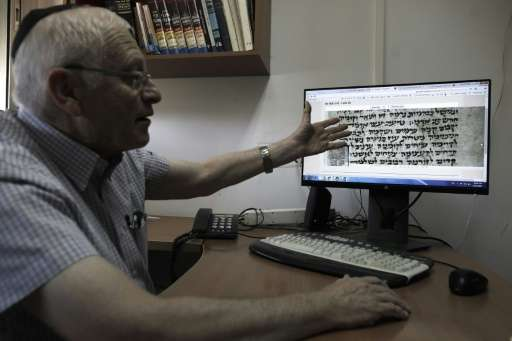 Gabriel Birnbaum is helping document and define every Hebrew word ever