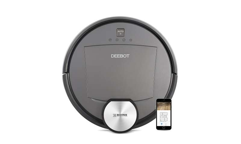 Gadgets: Smart sweeper maps territory to clean