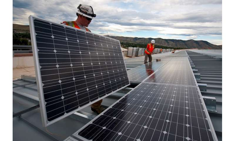 Generation green: smart cities bring new eco-friendly jobs