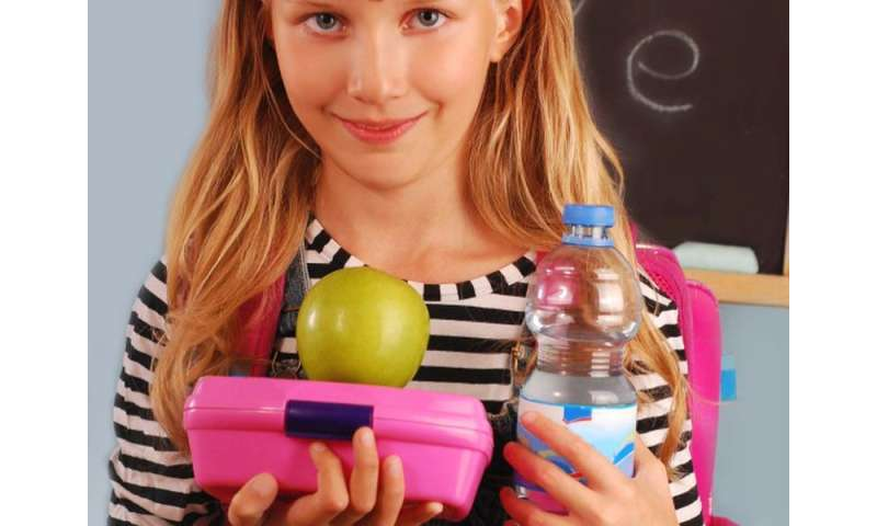 Get your kids to eat smart at school