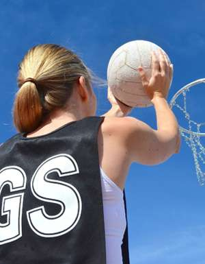Goal-based netball style found to require heavier physical exertion