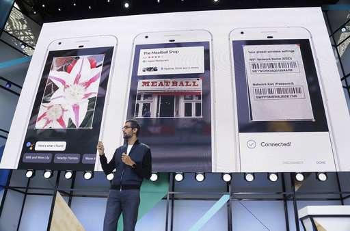 Google unveils latest tech tricks as computers get smarter