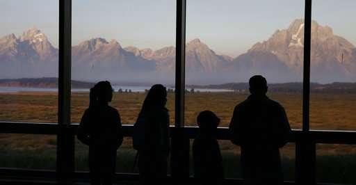 Grand Teton park to outshine bigger Yellowstone for eclipse