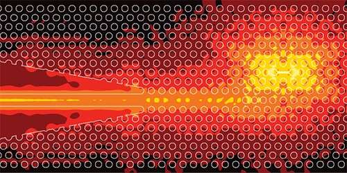 Graphene single photon detectors