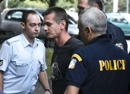 Greece opens Russian cybercrime suspect's extradition case