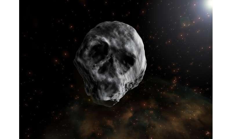 Halloween asteroid prepares to return in 2018