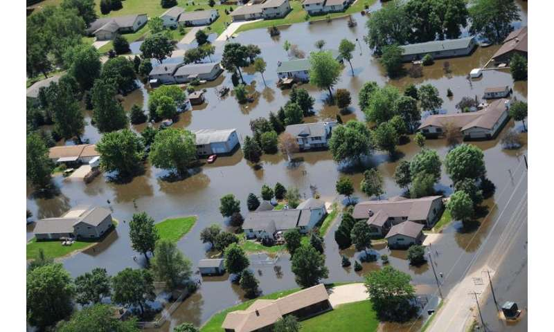 Harnessing nature to manage rising flood risk