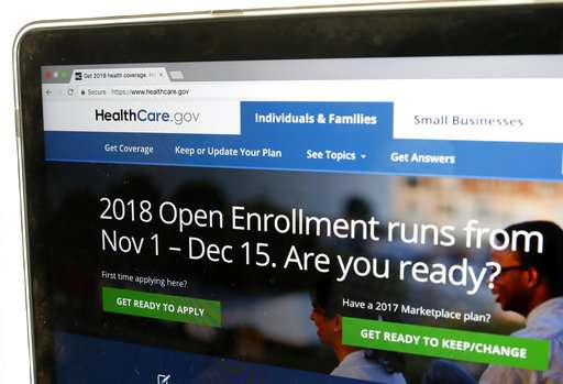 Health law sign-ups start, and some see a 'hostile takeover'