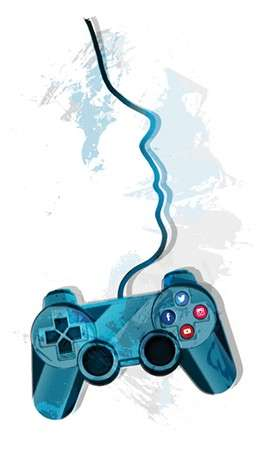 Heavy video gaming can be part of a healthy social life, research shows