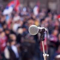 Helping ease public speaking anxiety