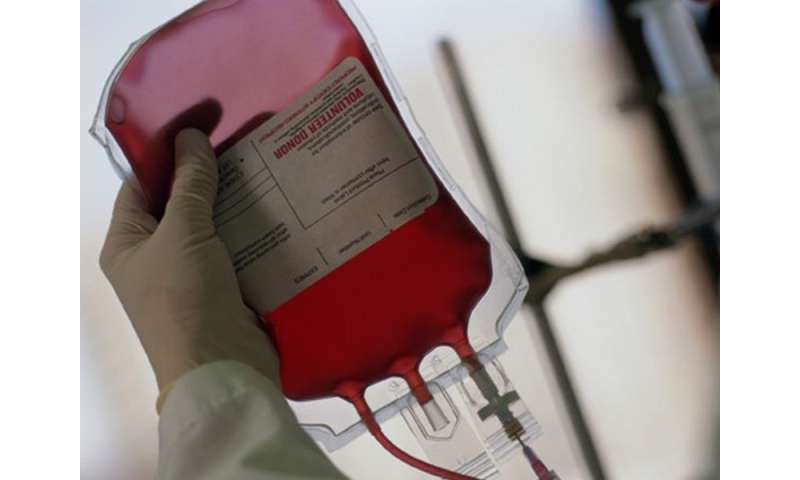 Hereditary hemochromatosis patients can safely donate blood