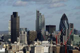 High-rise buildings much more energy intensive than low-rise