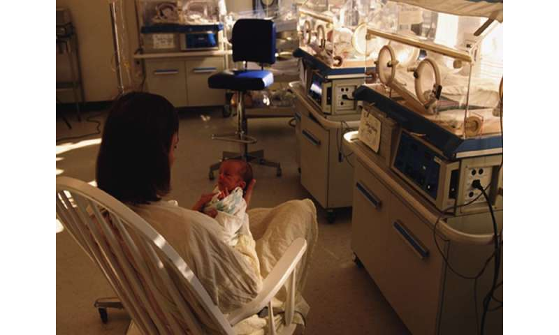 High-volume NICUs see more staff burnout