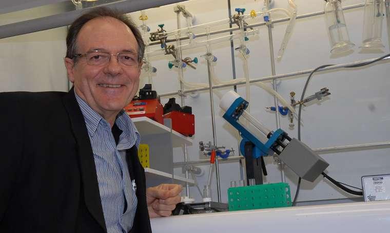 Hi-tech machine enables new graphene purification technique