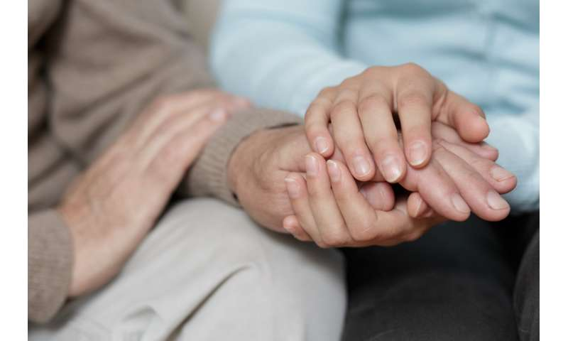 Hospice caregivers should be screened early to prevent depression, anxiety