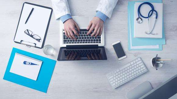 Hospital, office physicians have differing laments about electronic records