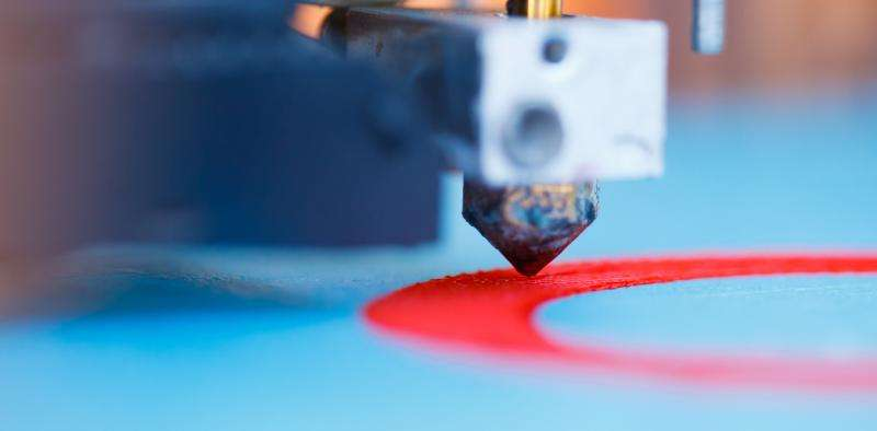 How 3-D printing became a new craft technology