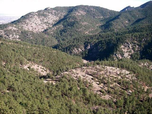 How mountains hold carbon