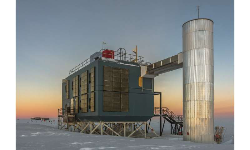 How the Earth stops high-energy neutrinos in their tracks