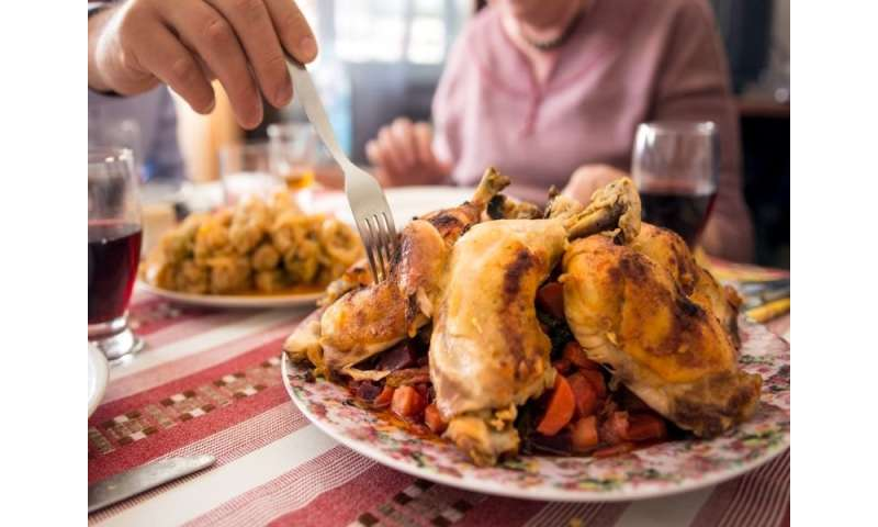 How to safely navigate diabetes and thanksgiving