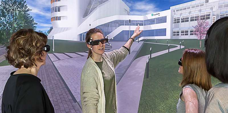 How virtual reality can defuse conflicts over building projects