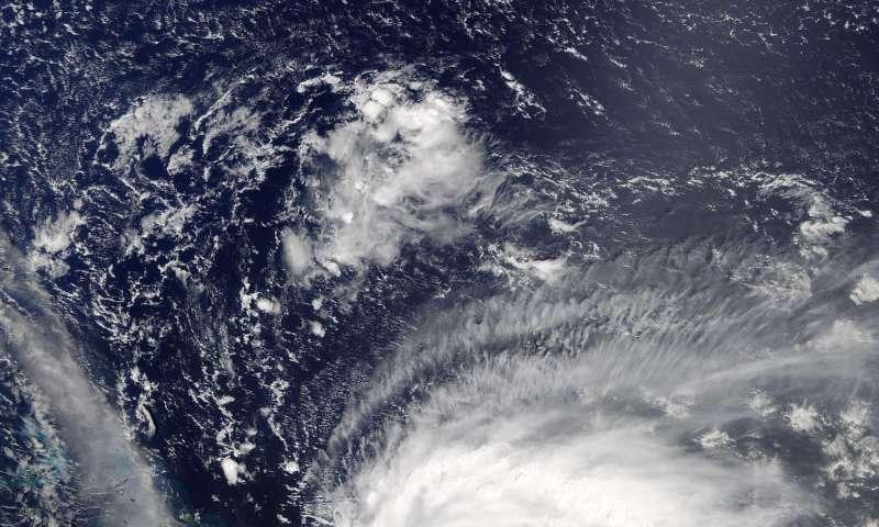 Hurricane Jose gives NASA's Terra satellite a clear eye