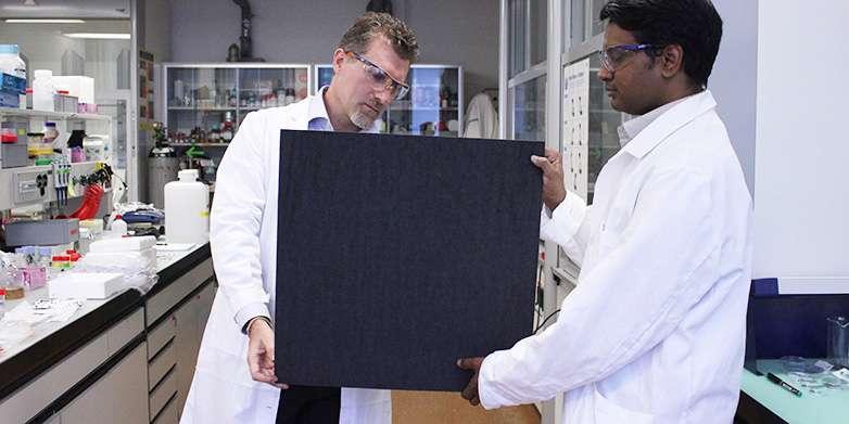 Hybrid membrane creates a stir on the global market