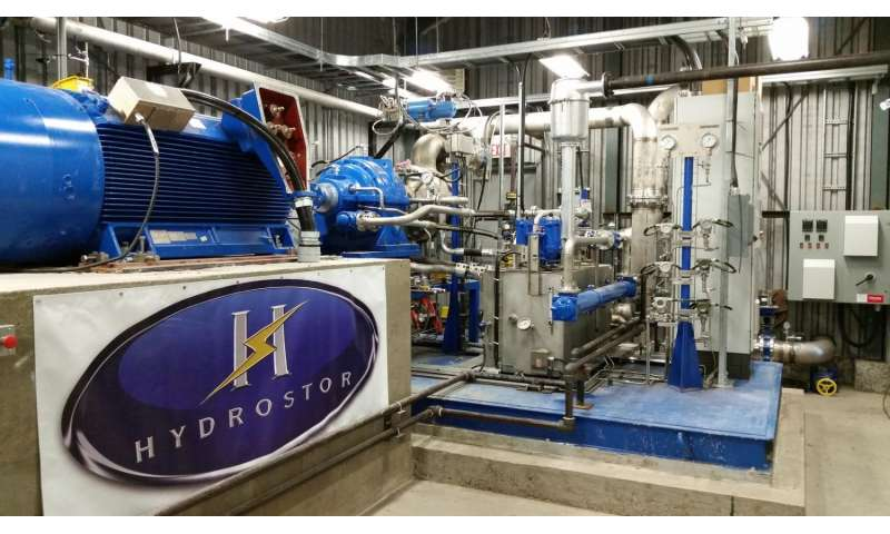Hydrostor is re-envisioning compressed air storage