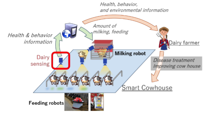Image analysis and artificial intelligence (AI) will change dairy farming