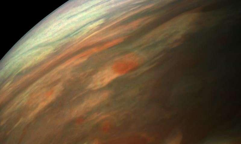 Image: Soaring over Jupiter