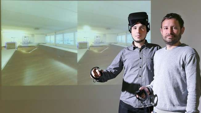 Immersive virtual-reality creation software for everyone