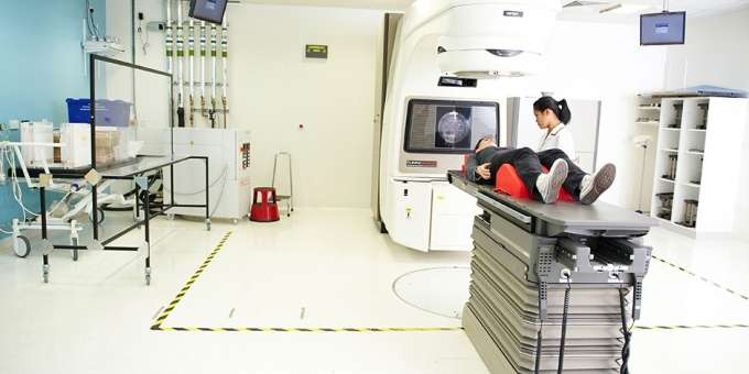 Improving radiotherapy for brain cancers