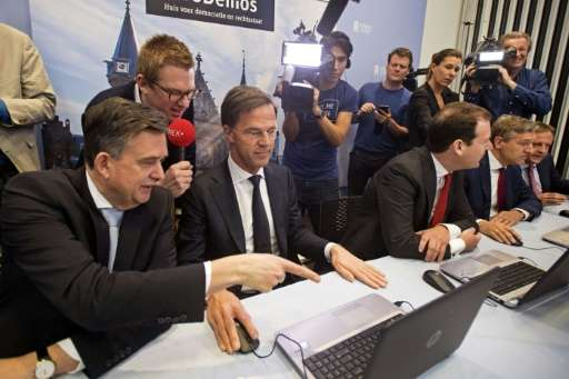 In a shock announcement just weeks before the March 15 elections Dutch officials announced they were abandoning the computer sys